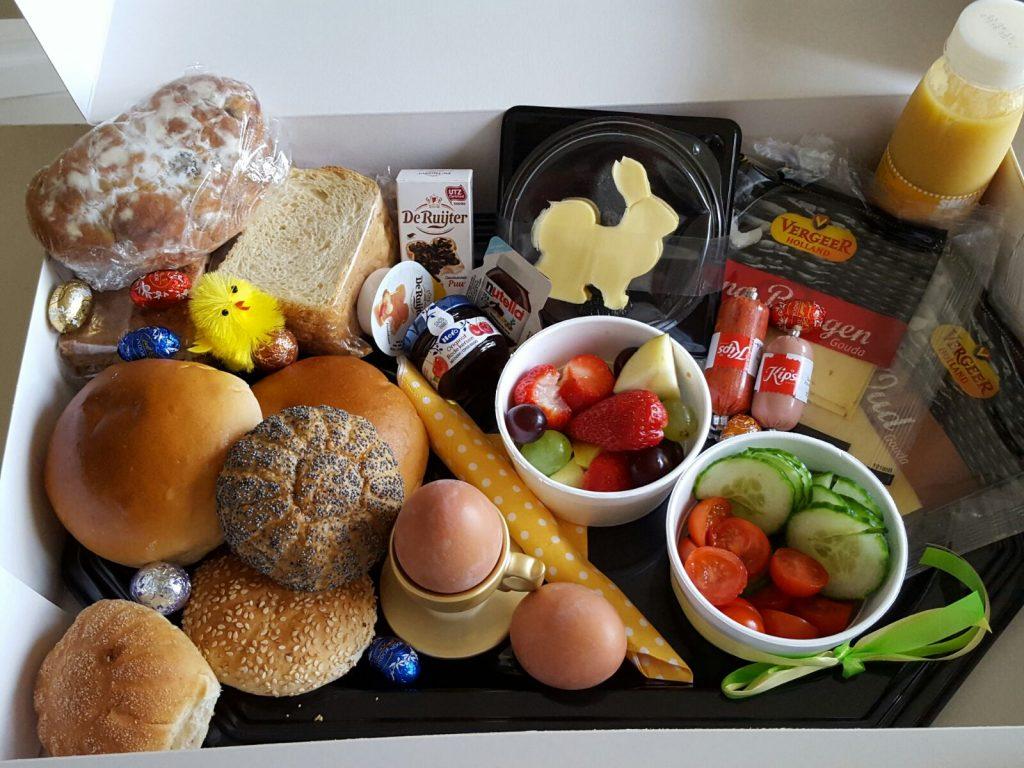 ontbijt pasen